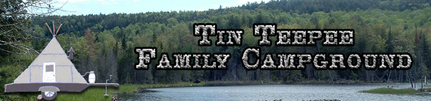 Tin Teepee Family Campground